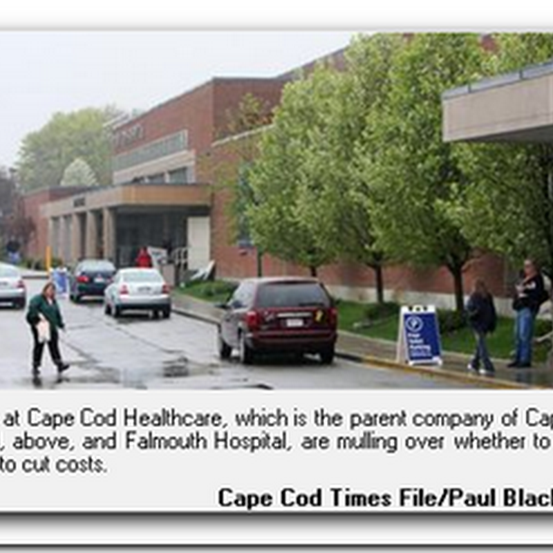 Cape Cod hospital gets $10M gift